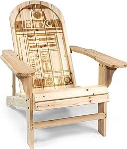 Seven20 SW10723 Star Wars R2-D2 Adirondack Chair, None