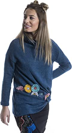 Mamatayoe Pacific Suéter para Mujer