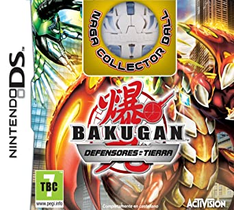 bakugan defensores de la tierra ds