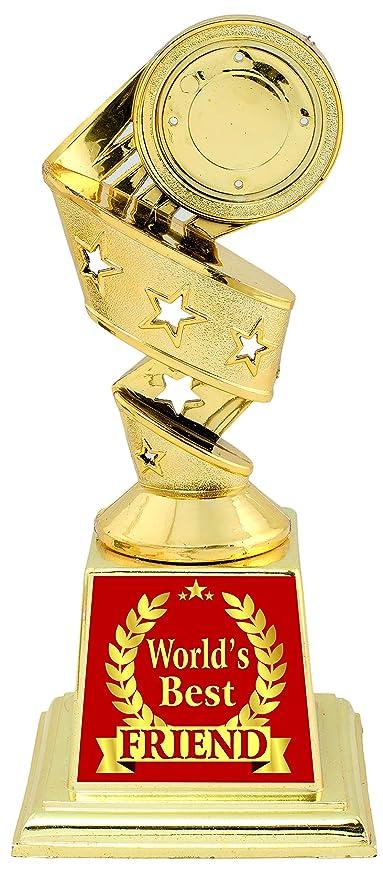 buy aark india best friend trophy award gift pc 00237 online
