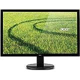 Acer K222HQL - Monitor LED 21.5'' (1080p, 5ms, HDMI, VGA y DVI,  fuente alimentación integrada, soporte VESA), negro