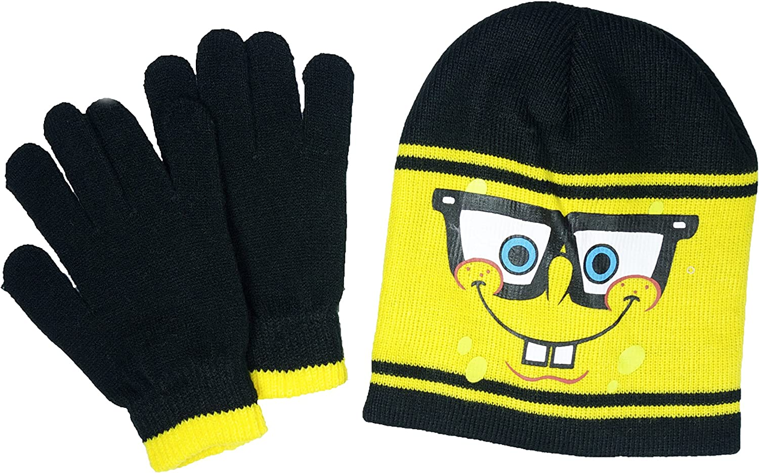 Boys Toddler Hat and Glove Sets Assorted Colors