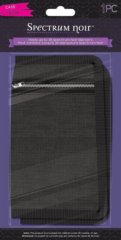 Spectrum Noir - Pen Case, Black Crafter's Companion SPECN-CASEN