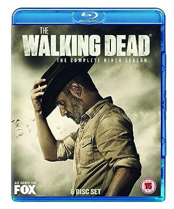 The Walking Dead Season 9 Bd Blu Ray 2019 Region Free