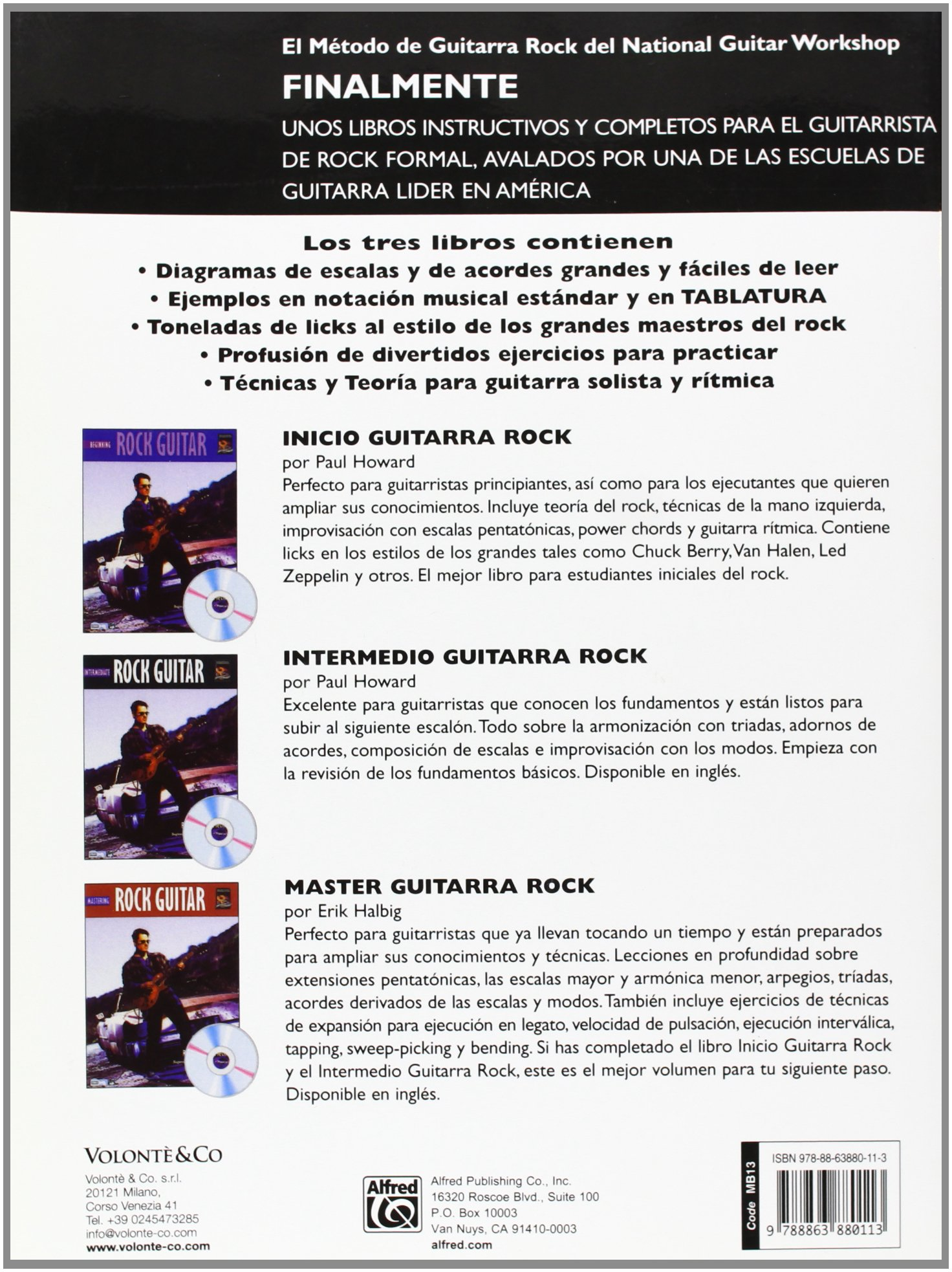 GUITARRA ROCK INTERMEDIO + CD (Complete Method): Amazon.es: Howard Paul: Libros
