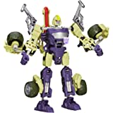 Transformers Construct-Bots Triple Changers Blitzwing Buildable Action Figure