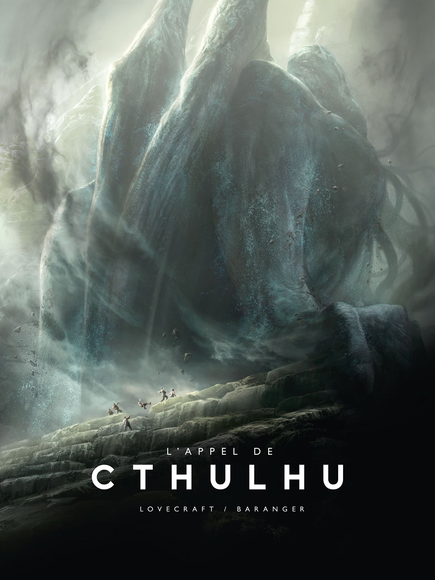 L'Appel de Cthulhu illustré Relié – 18 octobre 2017 Howard Phillips Lovecraft François Baranger Bragelonne B071P6BCFC