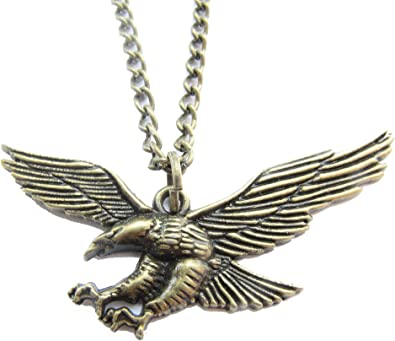 Eagle Charm Charms for Bracelets and Necklaces