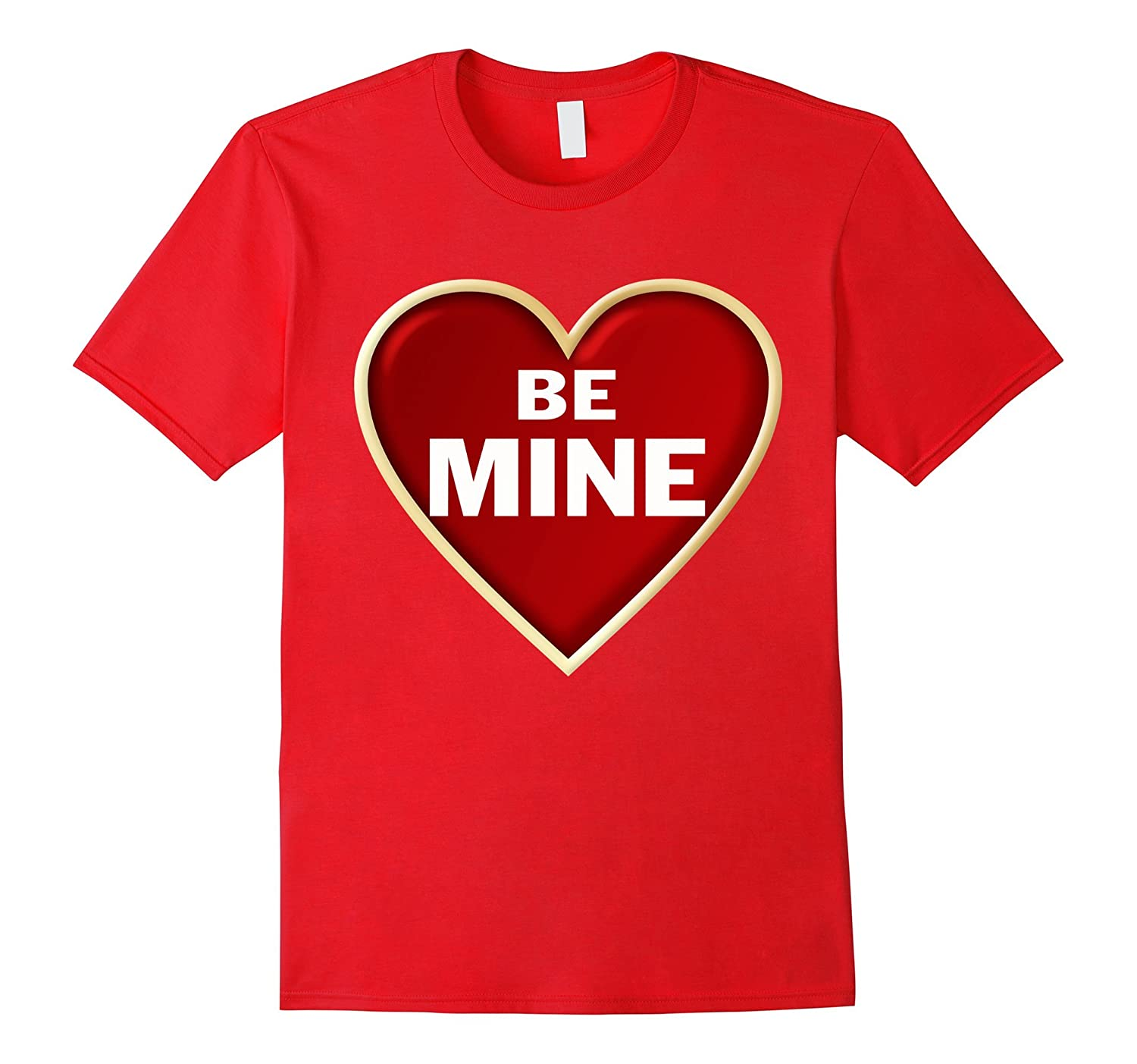 Valentines Day T-Shirt Be Mine For you-CL