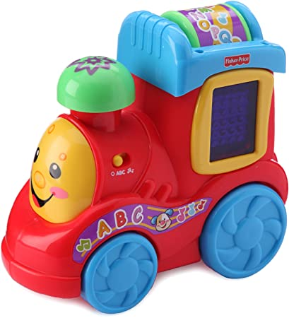 Fisher Price W2236 - Tren de actividades para bebé: Amazon ...