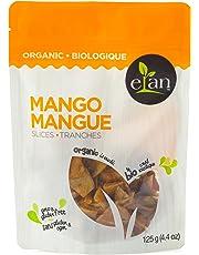ELAN Organic Mango Slices 125 Gram