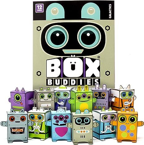 Box Buddies Galactics - Pack de 12 minicajas de exploradores de ...