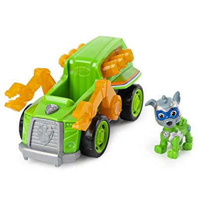 Paw VHC Themeveh Superpaw Rocky GBL: Toys & Games