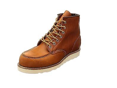 [レッドウィング] ブーツ ヘリテージモックトゥ875 メンズ