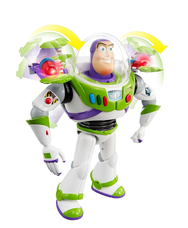 Disney Toy Story - Figura articuladas Buzz lightyear Toy Story (Mattel BGL59): Amazon.es: Juguetes y juegos