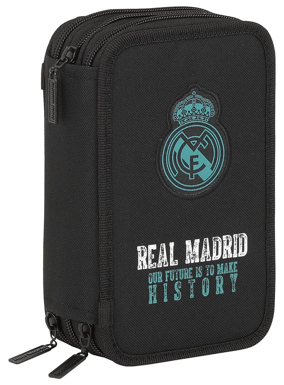 safta Plumier Triple del Real Madrid-2 (411777057)