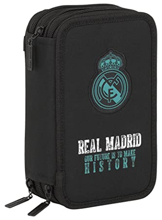 safta Plumier Triple del Real Madrid-2 (411777057)