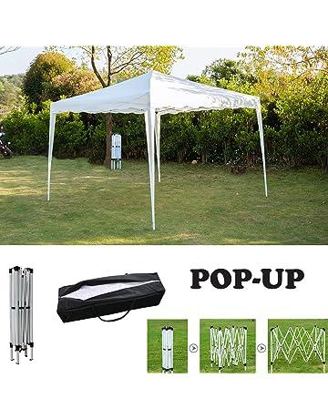 Gazebos - Parasols, Canopies & Shade: Garden & Outdoors