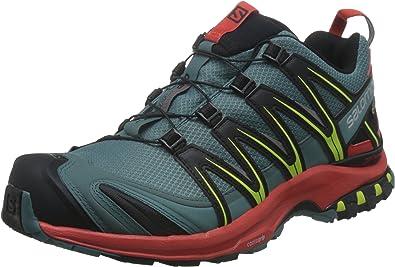 SALOMON XA Pro 3D, Zapatillas de Trail Running para Hombre ...