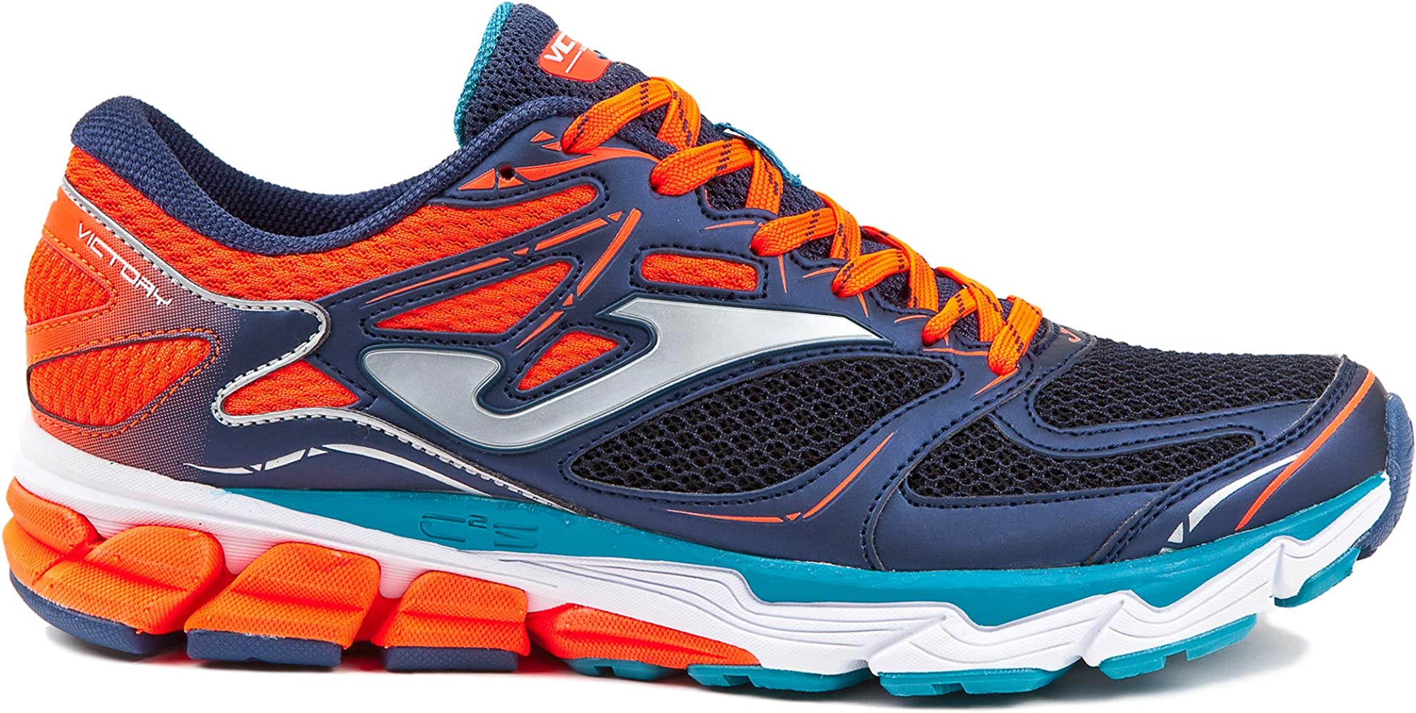 Joma Victory Men, Zapatillas de Trail Running para Hombre, Azul ...