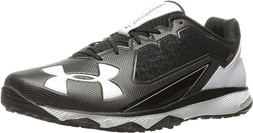 Under Armour Mens Yard Trainer Wide Baseball Shoe Baseball Shoe