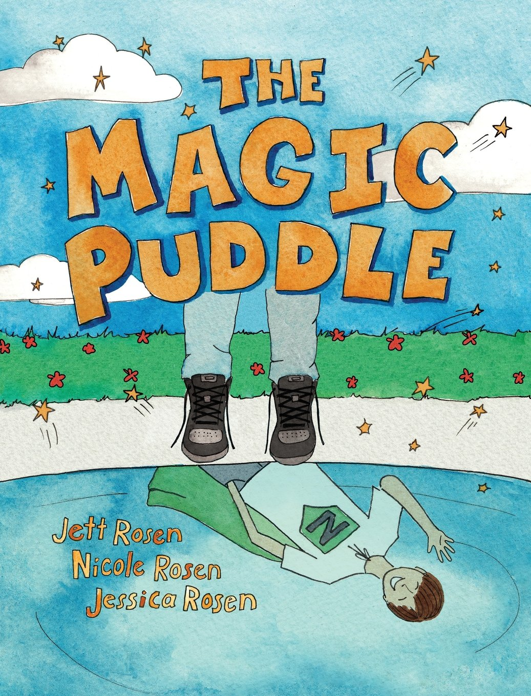 Read Online The Magic Puddle ebook