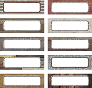 Home Sweet Classroom Labels Magnetic Accents
