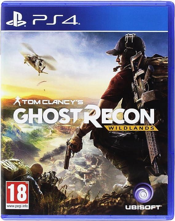 Tom Clancys Ghost Recon: Wildlands: Amazon.es: Videojuegos