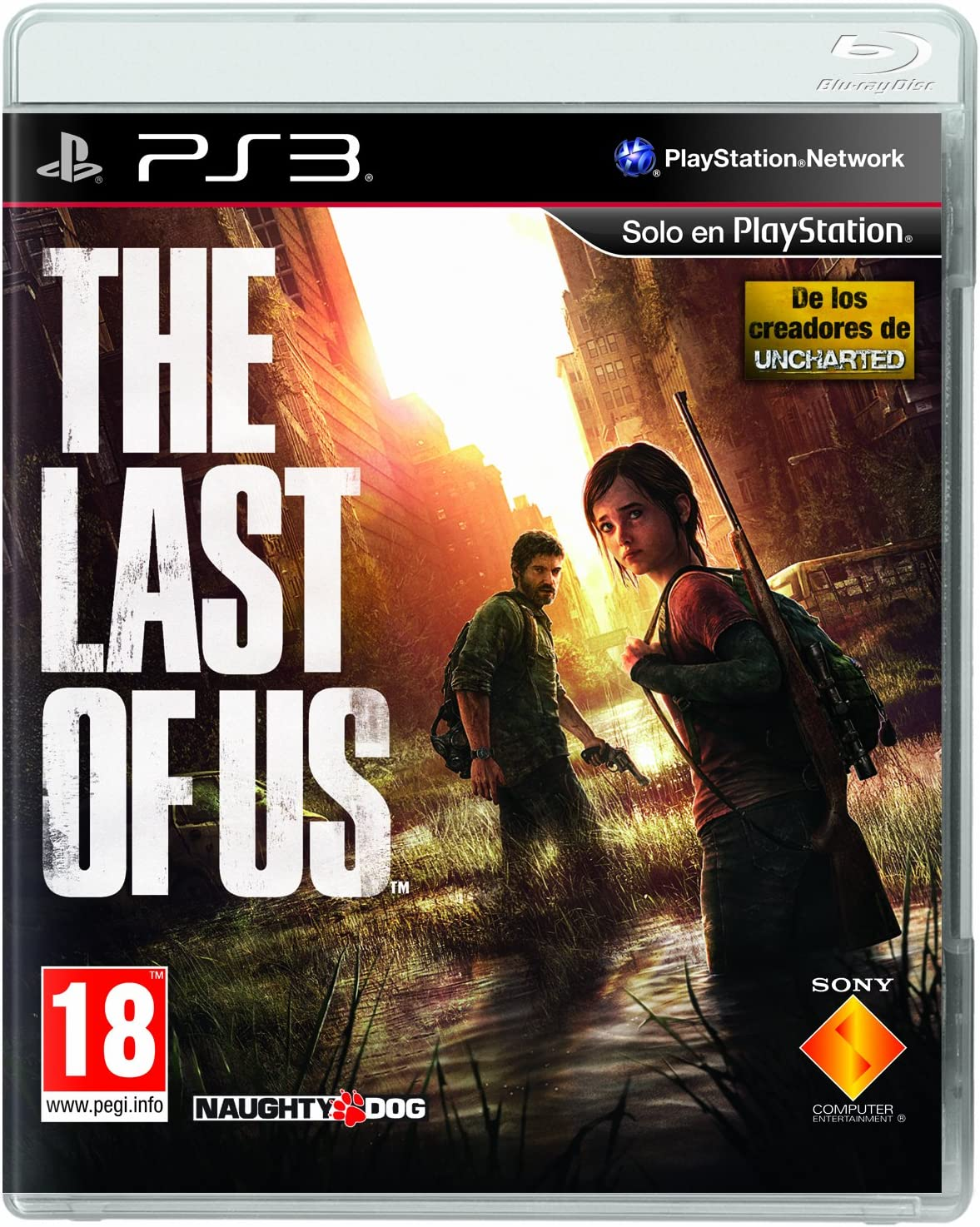 The Last Of Us -PS3 - Play Station 3