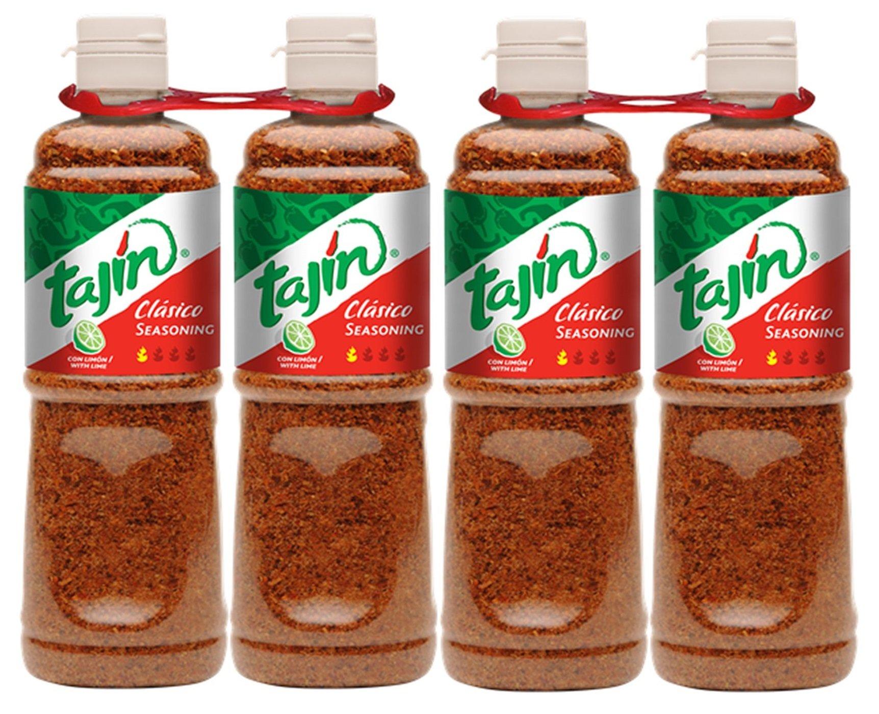 Tajin Clasico Seasoning 14oz. (Pack of 4)