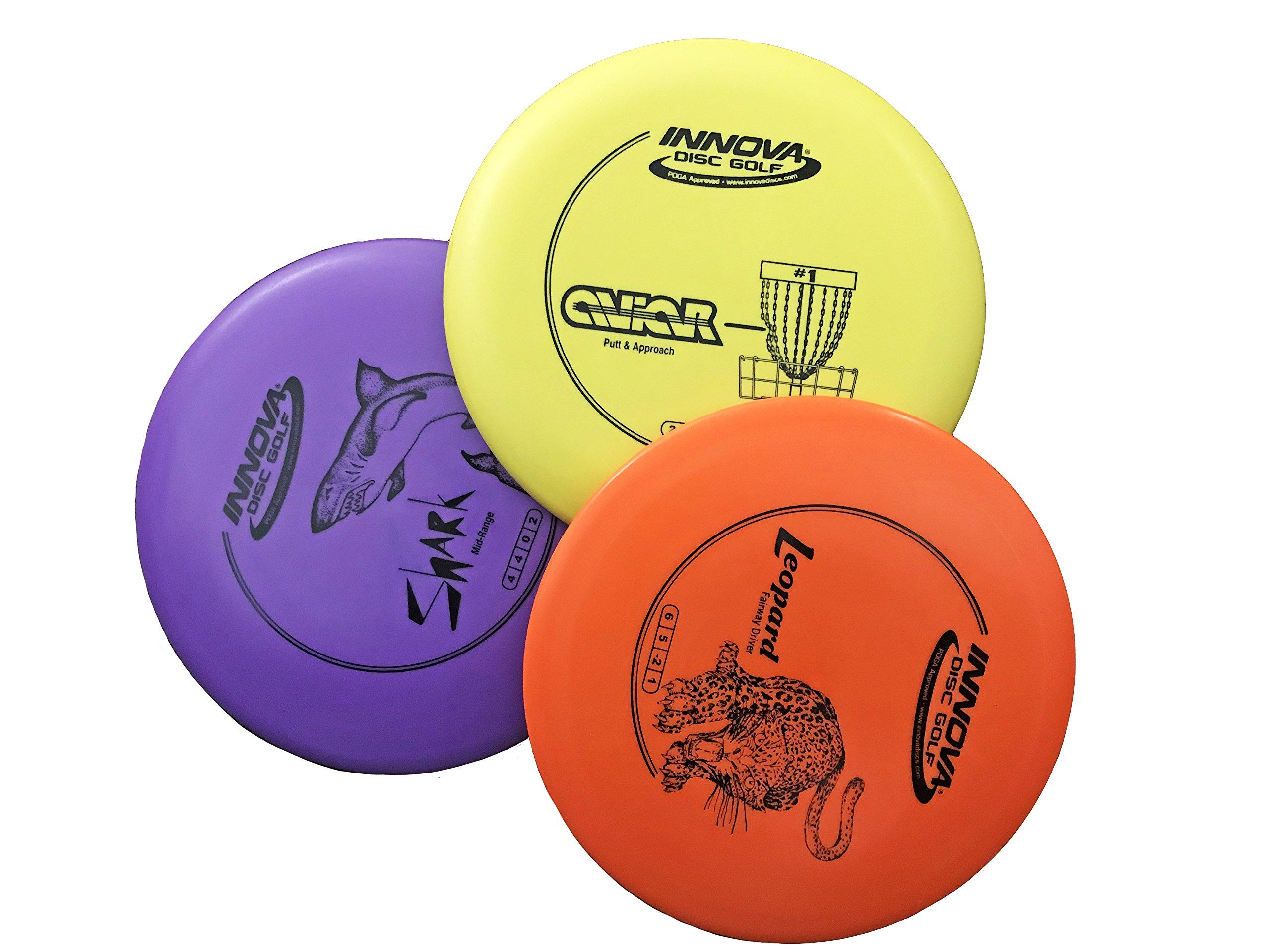 Innova Disc Golf Set - DX by Innova