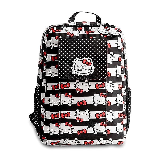 8f09b97d14cb Amazon.com  Ju-Ju-Be Mini Be Hello Kitty Dots and Stripes  Baby