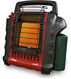Mr. Heater F232025 MH9BX Buddy 4,000-9,000-BTU Portable Radiant Heater, California Only