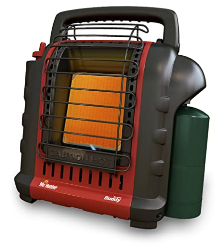 Mr. Heater F232025 MH9BX Buddy Portable Heater Review