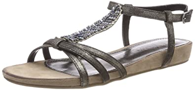 Womens 28125 T-Bar Sandals s.Oliver CWE117hTW