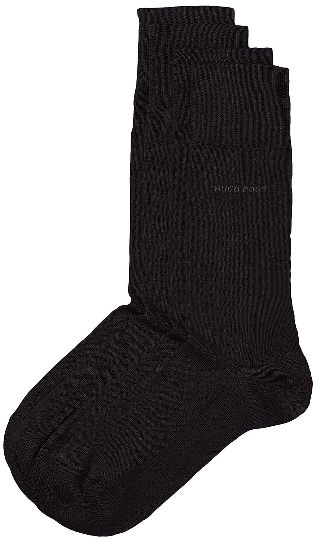 BOSS Hugo Boss Herren Socken RS Uni 10112280 01, 2er Pack HUGO BOSS AG 50272214