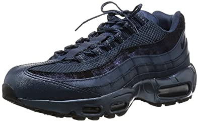 finest selection 4b90e 7de66 Amazon.com   Nike Women s Air Max 95 Premium Running Shoes   Road Running