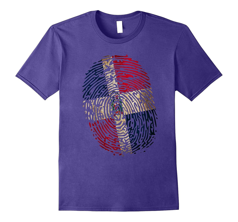 dominican republic holidays T-shirt-BN