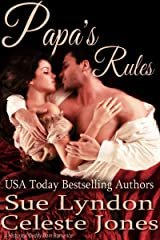 Papa's Rules: A Historical Daddy Dom Romance (Little Ladies of Talcott House Book 1) Kindle Edition