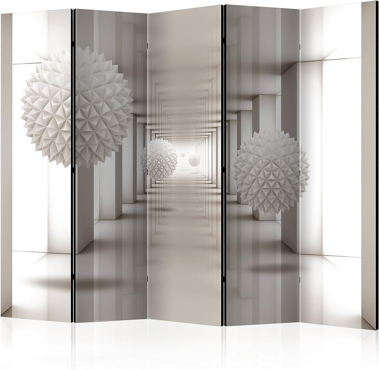 murando Biombo 3D Optica 225x172 cm de Impresion Unilateral en el ...