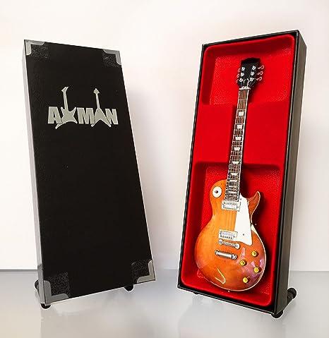 Réplica de guitarra en miniatura de Mick Taylor (Rolling Stones ...