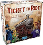 DAYS OF WONDER DO7201 Ticket to Ride, Multicolor