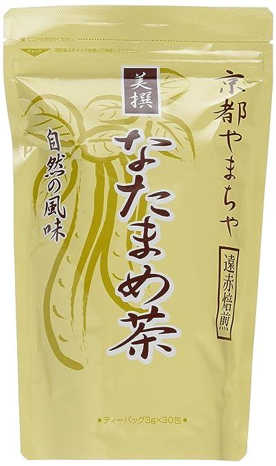 京都やまちや 美撰なたまめ茶