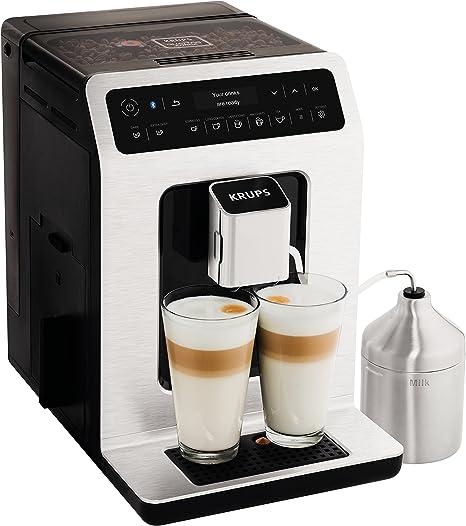 Krups Evidence Coffee Machine, Bean to