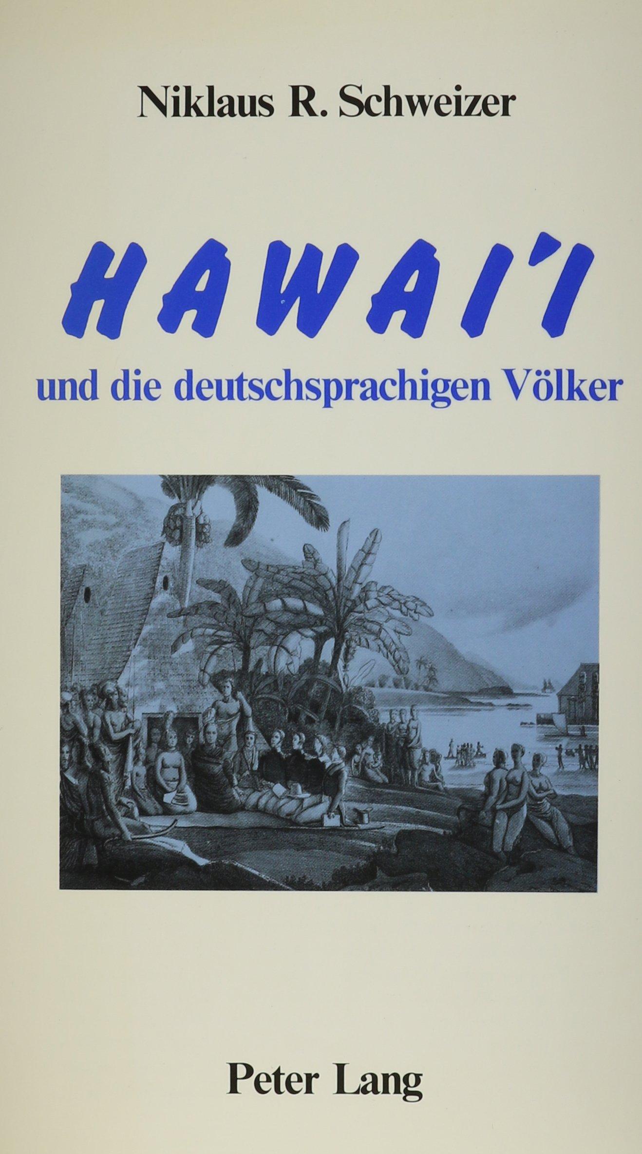 Hawai'i und die deutschsprachigen Völker