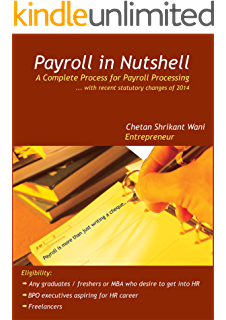 Amazon payroll management 2017 edition ebook steven bragg payroll processing in nutshell 2017 updated complete handbook for payroll processing fandeluxe Choice Image