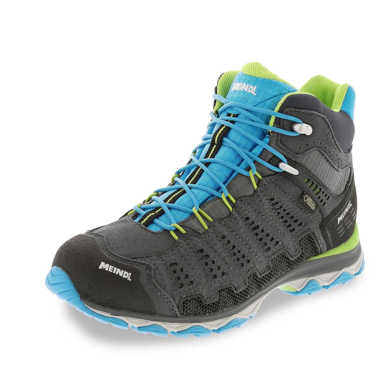 6c7c9123677a82 Meindl Schuhe X-so 70 Mid GTX Surround Men - Anthrazit Blau  Amazon ...