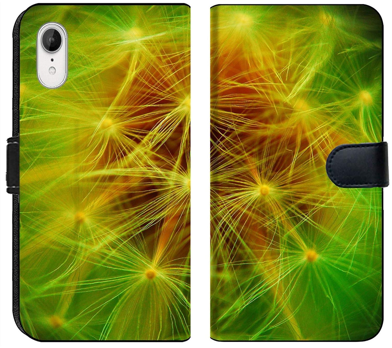 Amazon Com Apple Iphone Xr Flip Fabric Wallet Case Image