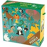 Mudpuppy Animals of the World Jumbo Puzzle