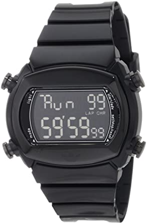 Adidas Mens ADH1697 Black Candy Digital Watch